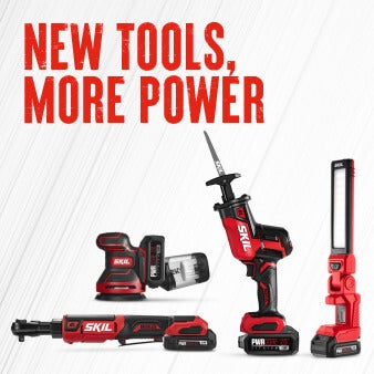 New Tools, More Power