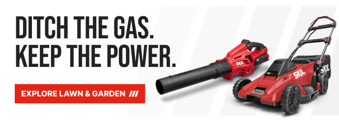 Ditch The Gas. Keep the Power