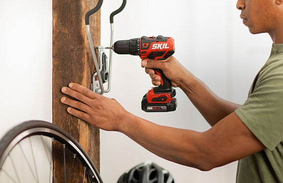 """Brushless 12V 1/2"""" Cordless Drill Driver Kit With PWRJump™ Charger"""