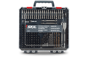 130 Piece Drilling and Screwdriving Bit Set