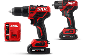 PWRCore 12™ Brushless 12V Drill Driver and Impact Driver