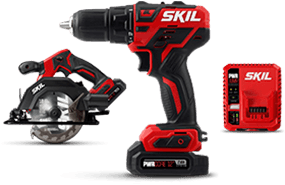 PWRCore 12™ Brushless 12V Drill Driver and Circular Saw Kit