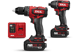 PWRCore 20™ Brushless 20V Drill Driver and Impact Driver Kit